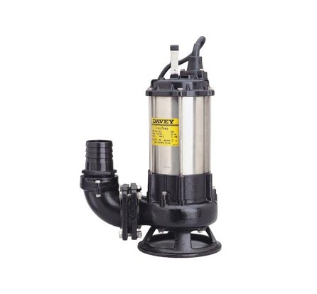 Davey Submersible Cutter Pumps