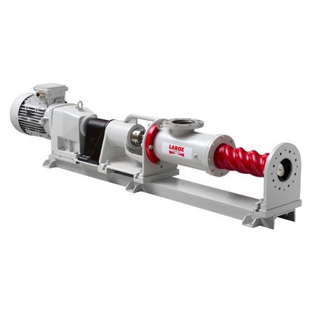Flowrox Progressive Cavity Pumps