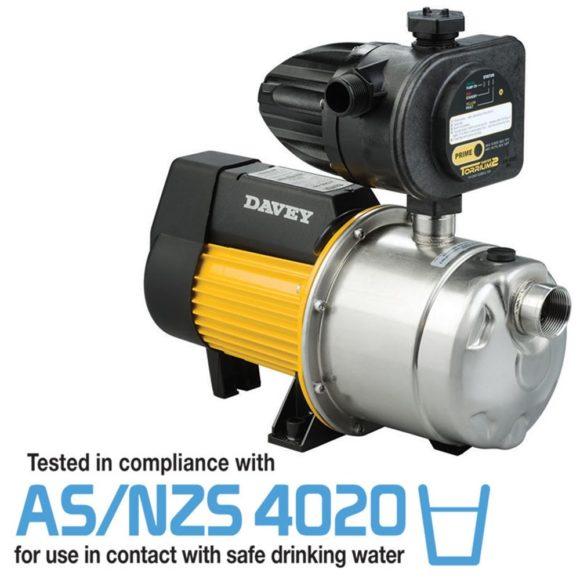 Davey HS Home Pressure System