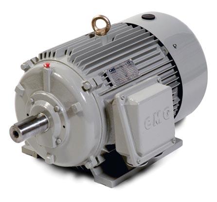 CMG HGA Series Electric Motor